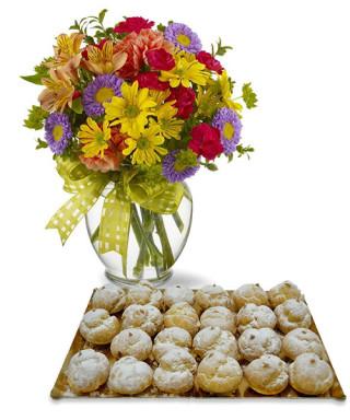 bigne-alla-crema-con-bouquet-di-fiori-misti